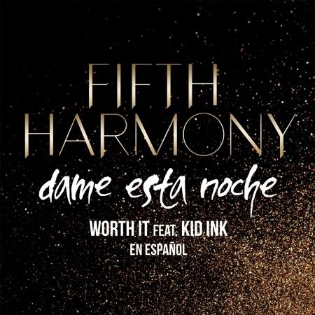 Worth It (Dame Esta Noche) [feat. Kid Ink] 專輯封面
