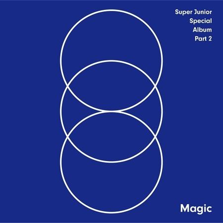 特別專輯 Part.2『MAGIC』 專輯封面