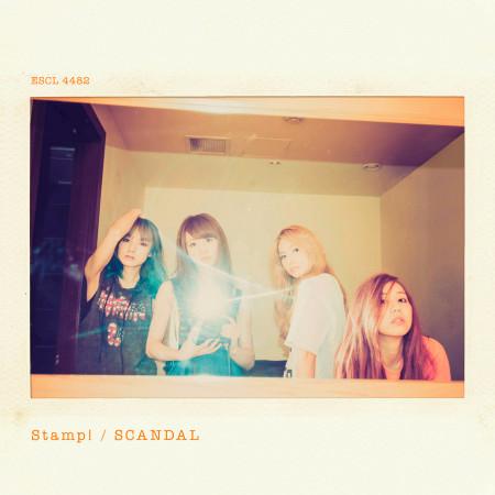 Stamp! 專輯封面
