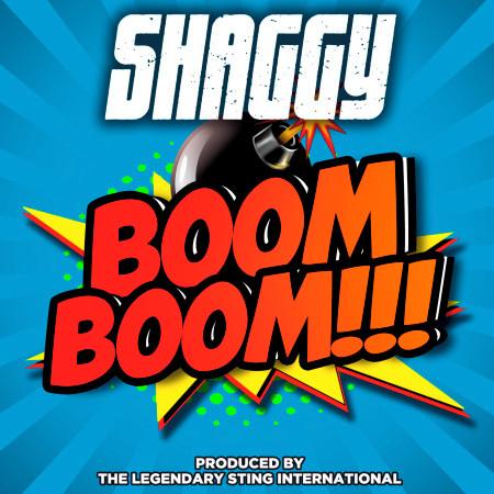 Boom Boom (feat. Shhhean) 專輯封面