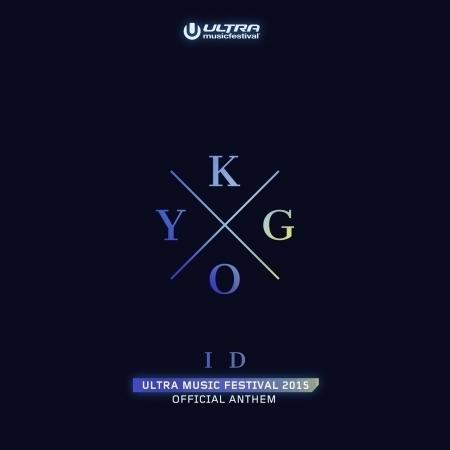 ID (Ultra Music Festival Anthem) 專輯封面