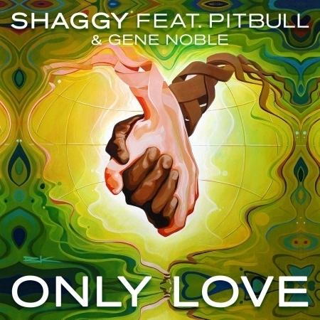 Only Love (Feat. PitBull, Gene Noble) 專輯封面