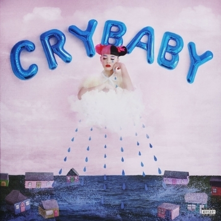 Cry Baby (Deluxe) 哭泣寶貝 專輯封面