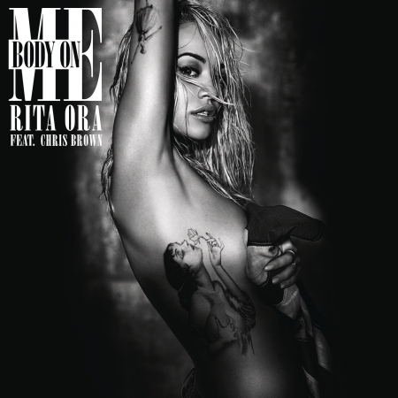 Body on Me (feat. Chris Brown) 專輯封面