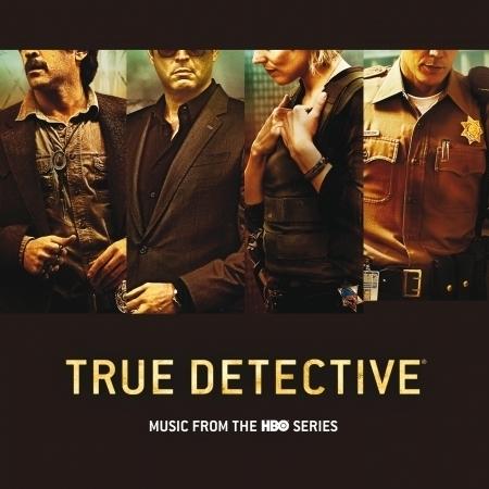 無間警探 電視原聲帶 True Detective (Music From The HBO Series) 專輯封面