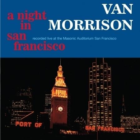 A Night In San Francisco (Live) 專輯封面