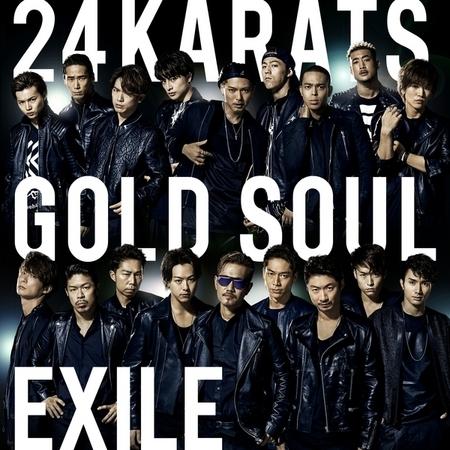 24karats GOLD SOUL 專輯封面