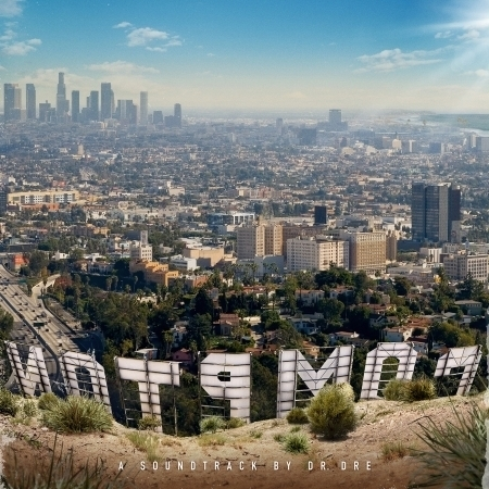 Compton 嘻哈基地:康普頓 專輯封面