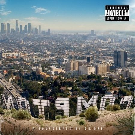 Compton (Explicit) 嘻哈基地:康普頓 專輯封面