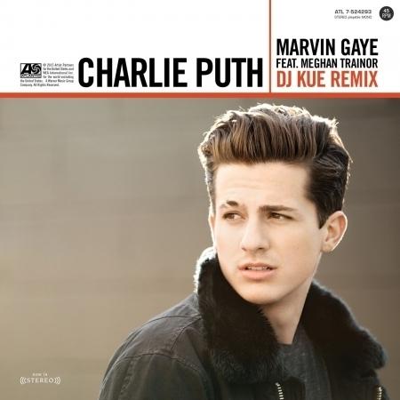 Marvin Gaye (feat. Meghan Trainor) [DJ Kue Remix] 專輯封面