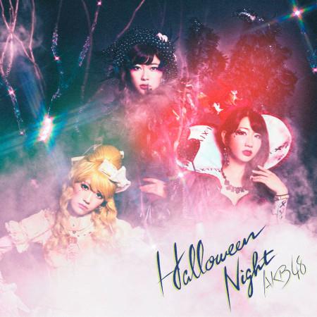 Halloween Night〈Type-A〉 專輯封面