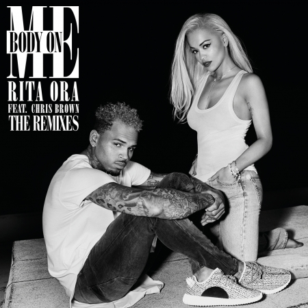 Body on Me (feat. Chris Brown) [The Remixes] 專輯封面