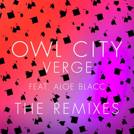 Verge (The Remixes) 專輯封面