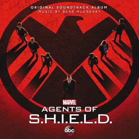 Marvel's Agents of S.H.I.E.L.D. (Original Soundtrack Album) 專輯封面