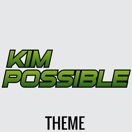 Kim Possible Theme 專輯封面