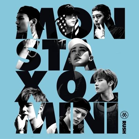 RUSH 專輯封面