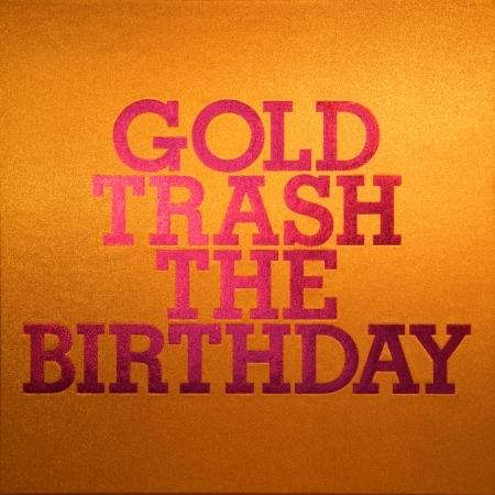 Gold Trash 專輯封面