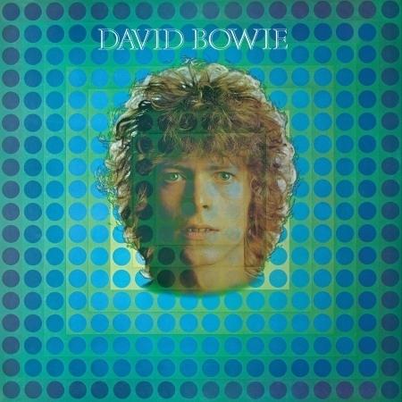 David Bowie (aka Space Oddity) [2015 Remastered Version] 專輯封面