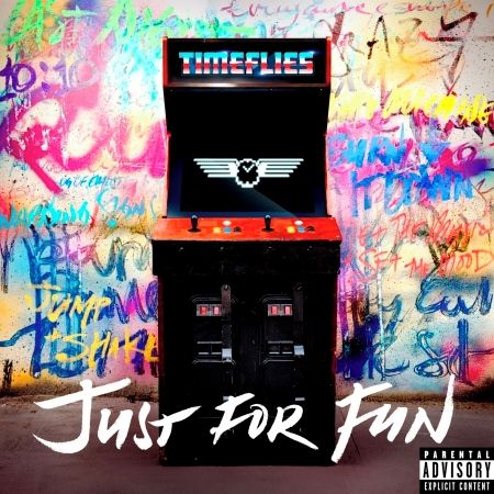 Just For Fun (Deluxe) 時光玩家 專輯封面
