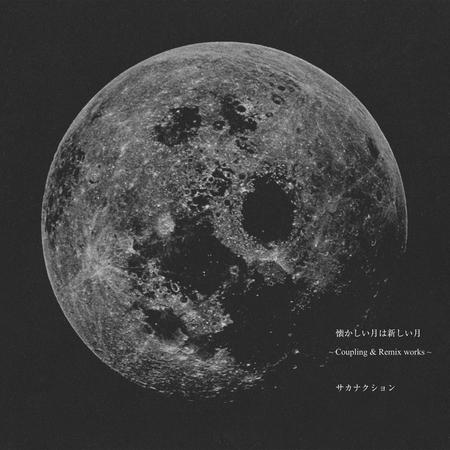 懷念之月是新月~Coupling & Remix works~ 專輯封面