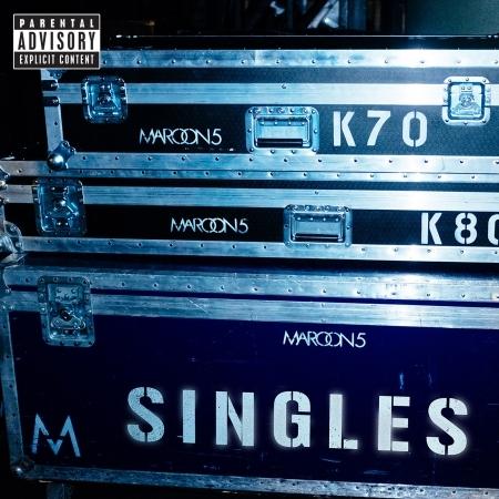 Singles 專輯封面