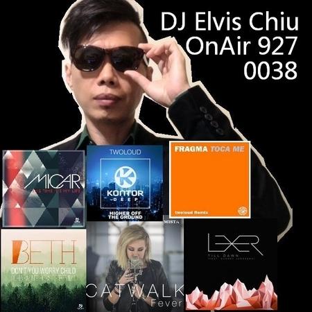 Elvis Chiu OnAir 0038 專輯封面