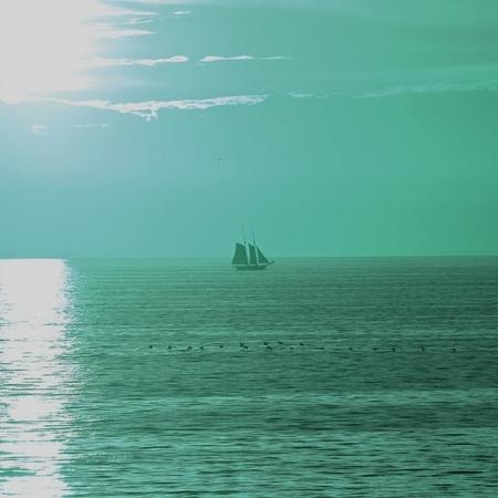 老人與海 專輯封面