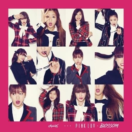 Pink LUV + Blossom 專輯封面
