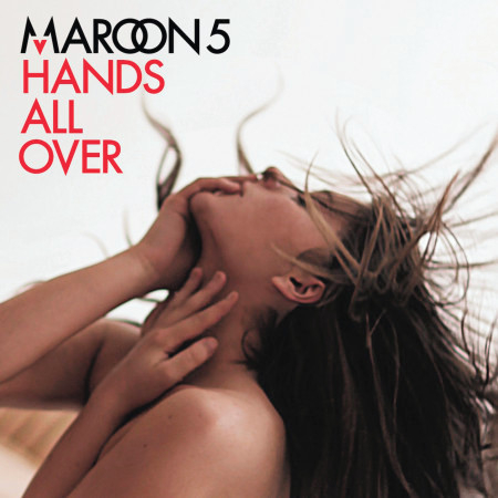 Hands All Over (Revised Asia Standard Version) 專輯封面