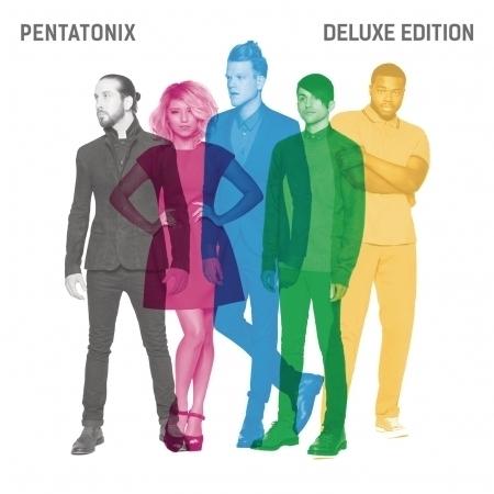 Pentatonix (Deluxe Version) 專輯封面