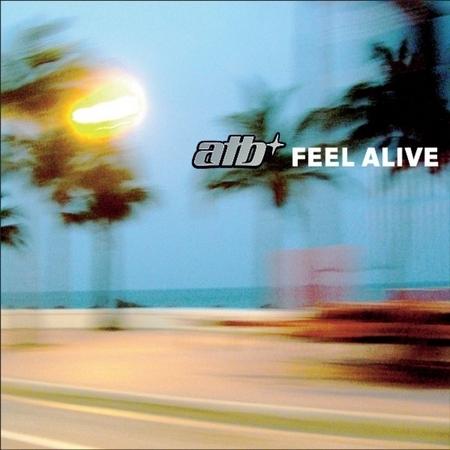 Feel Alive 專輯封面