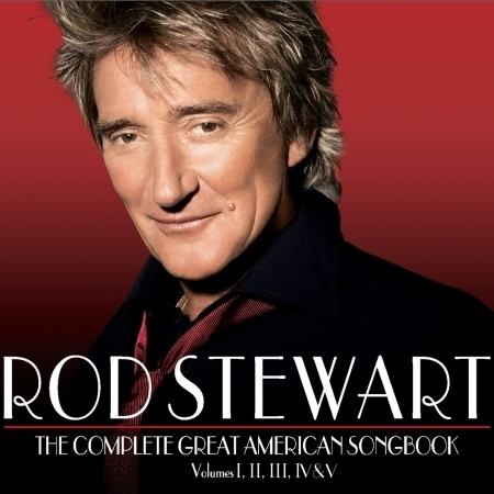 The Complete Great American Songbook 專輯封面