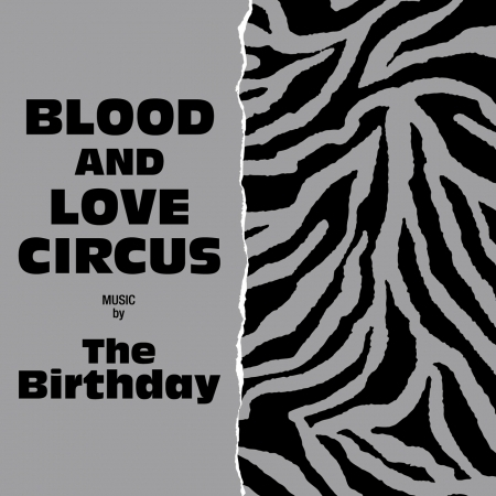 Blood And Love Circus 專輯封面