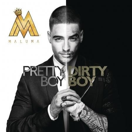 Pretty Boy, Dirty Boy 專輯封面