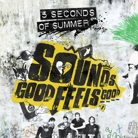 Sounds Good Feels Good (Deluxe) 專輯封面