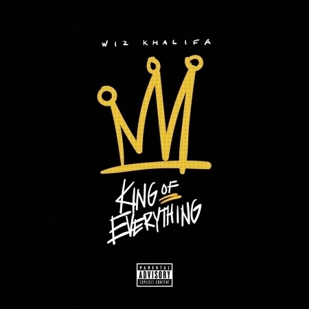 King Of Everything 專輯封面