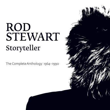 Storyteller - The Complete Anthology: 1964-1990 專輯封面