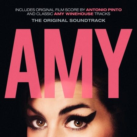 艾美懷絲 電影原聲帶 AMY (Original Motion Picture Soundtrack) 專輯封面