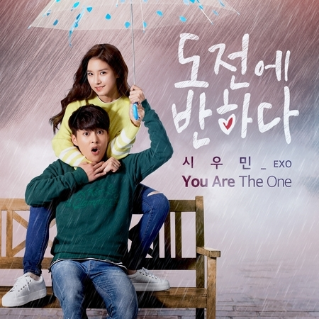 You Are The One - Fall in challenge OST PART.1 專輯封面