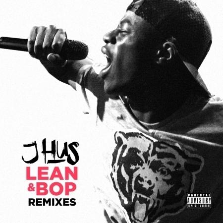 Lean & Bop (Remixes) 專輯封面