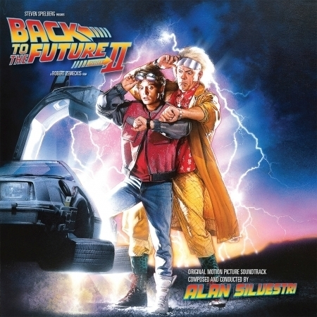Back To The Future Part II (Original Motion Picture Soundtrack / Expanded Edition) 專輯封面