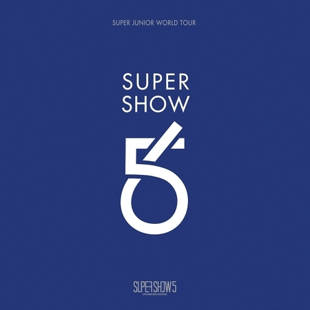 SUPER JUNIOR The 5th WORLD TOUR [SUPER SHOW 5] 專輯封面