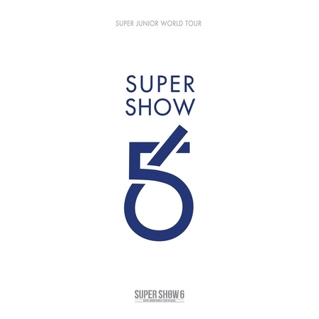 SUPER JUNIOR The 6th WORLD TOUR [SUPER SHOW 6] 專輯封面