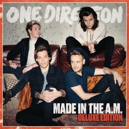 Made In The A.M. (Deluxe Edition) 專輯封面