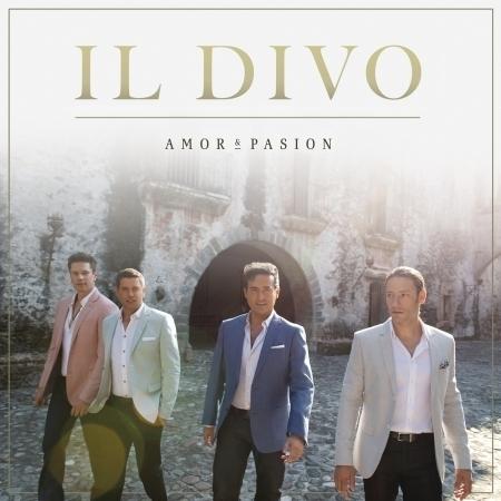 Amor & Pasion 專輯封面