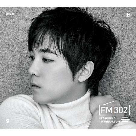 首張韓語專輯FM302 專輯封面