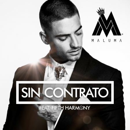 Sin Contrato (feat. Fifth Harmony) 專輯封面