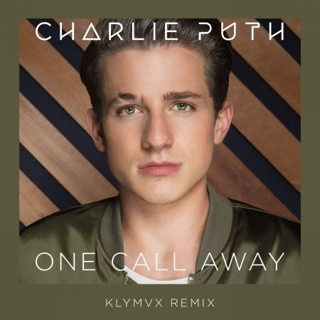 One Call Away (KLYMVX Remix) 專輯封面