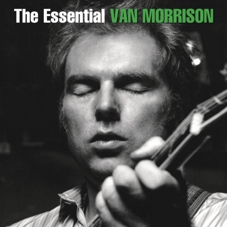 The Essential Van Morrison 專輯封面