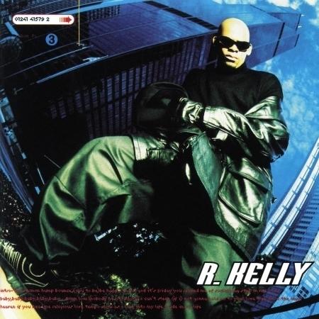 R. Kelly 專輯封面